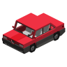 "Vehicle 3D models for QualityArmory - Vehicles, VehiclesPlus - ""Alfa Romeo 164"""