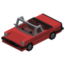 "Vehicle 3D models for QualityArmory - Vehicles, VehiclesPlus - ""Alfa Romeo Spider"""