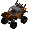 Monster Truck for VehiclesPlus, QualityArmory - Vehicles